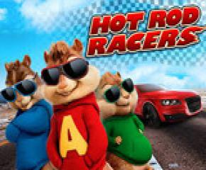 Alvin the Chipmunks Hot Rod Racer