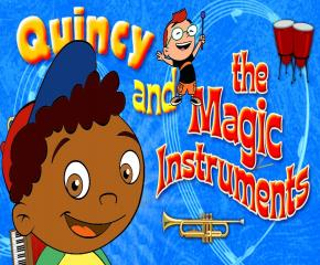 quincy magic instruments
