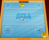 air hockey sga