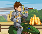 Ben 10 Dragon War