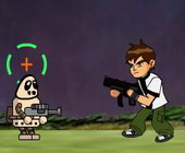 Ben 10 Robot Invasion