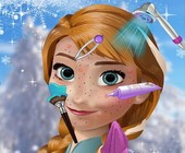 Frozen Anna Super Makeover