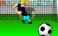 Johnny Bravo Fussball
