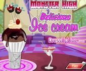 Monster High Eis