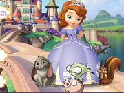Sofia The First Find Differences