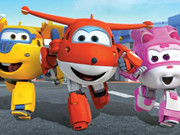 Super Wings Hidden Stars